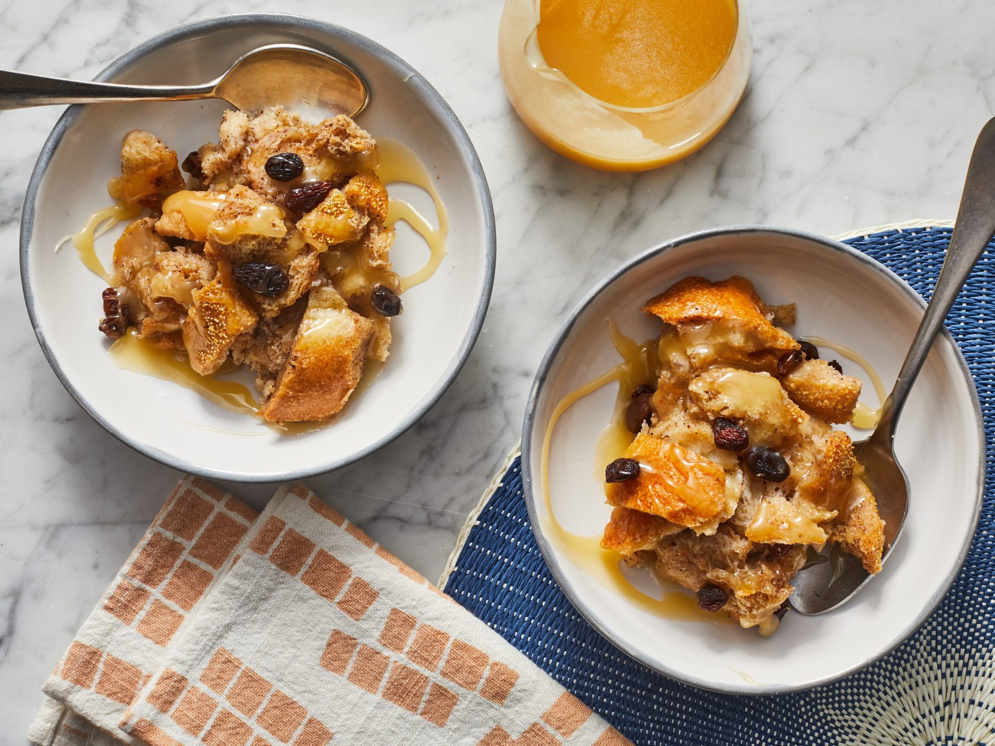 mr - New Orleans Bread Pudding With Bourbon Sauce Reshoot
