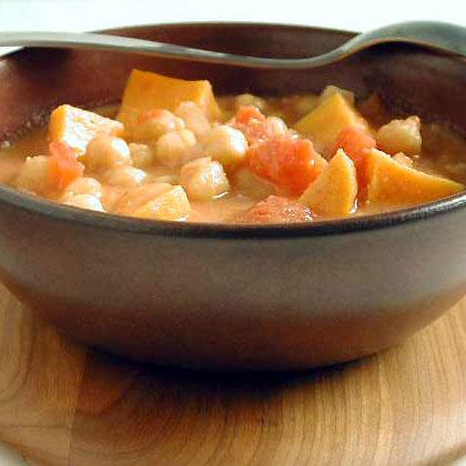 Vegetarian West African Soup
