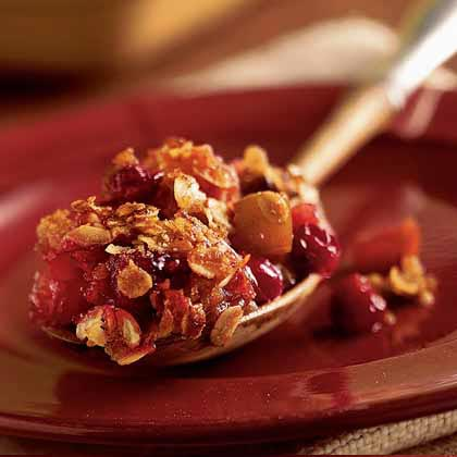 Apple-Cranberry Crisp Recipe