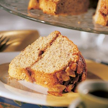 Banana Almond Cake Recipe Myrecipes