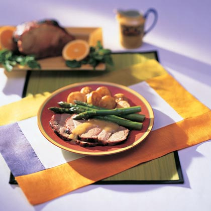 Citrus-Cumin Barbecued PorkRecipe