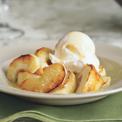 Broiled Apples Recipe