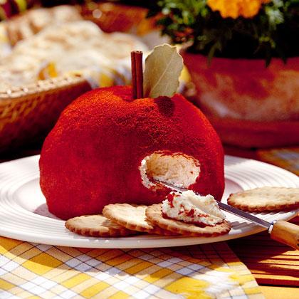 Apple Cheese Ball