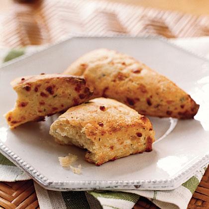 Buttermilk-Cheese Scones