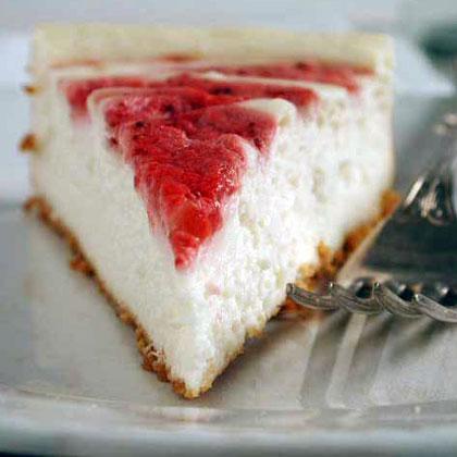 Strawberry CheesecakeRecipe