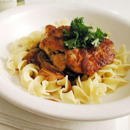 Puttanesca-Style Chicken
