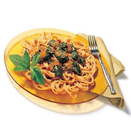Thai Chicken PastaRecipe