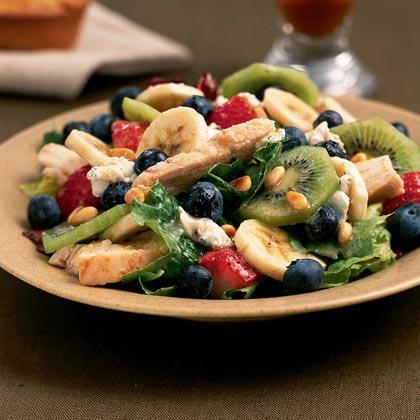 Chicken-Fruit Salad