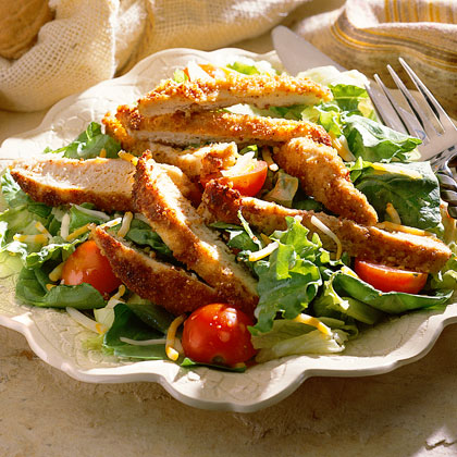 Walnut-Chicken SaladRecipe