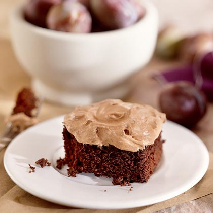 Mint-Chocolate Icebox Cake