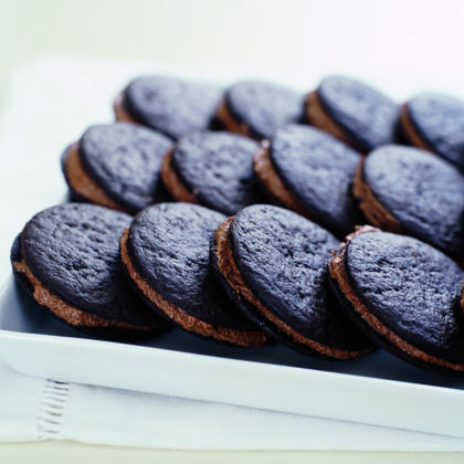 Chocolate Ganache Sandwiches Recipe