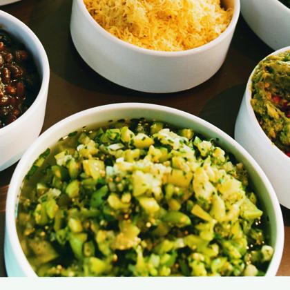 Chunky Guacamole Recipe Myrecipes