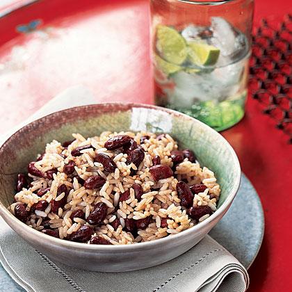 jamaican-rice-peas Recipe