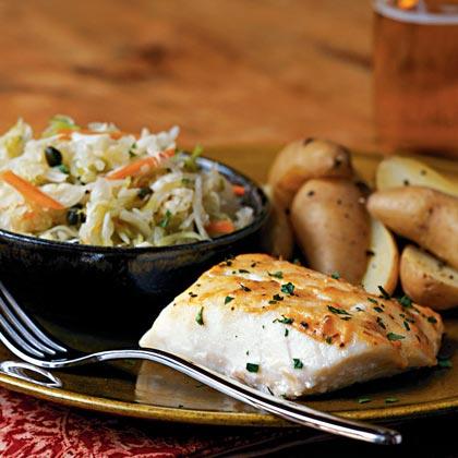 Creole Cod Recipe