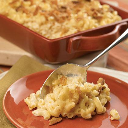 Creamy Four-Cheese MacaroniRecipe