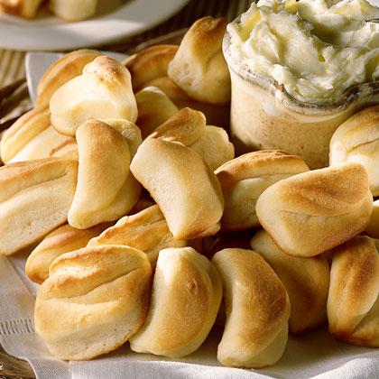 Sour Cream Dinner RollsRecipe