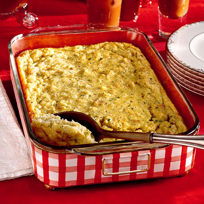 Cheese-and-Egg Casserole Recipe