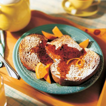 French Toast for a Queen Recipe