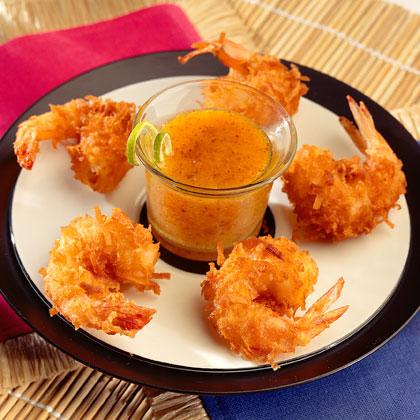 Coconut Fried ShrimpRecipe
