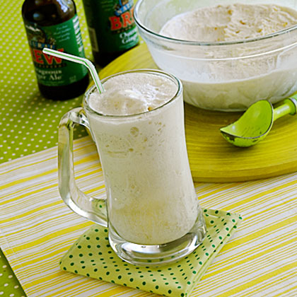 Double Ginger Floats Recipe