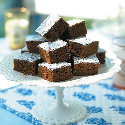 Gingerbread Squares Recipe