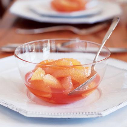 Grapefruit-Campari Compote