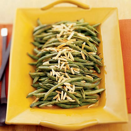 Southwestern Roasted Green Beans