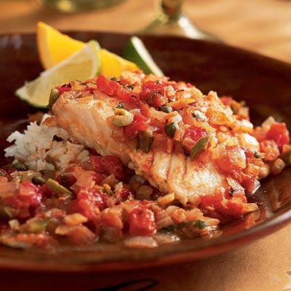 Easy grouper fillet recipes