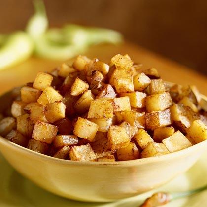 Spicy Hash Browns Recipe Myrecipes