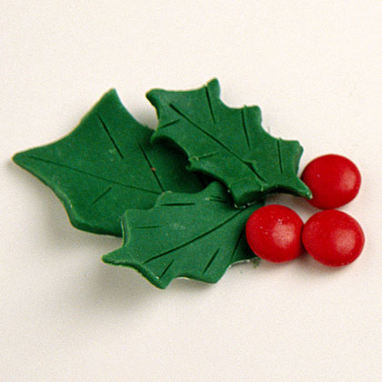 Holly Leaves Recipe