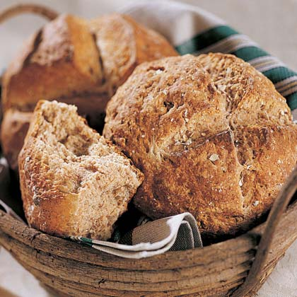 Irish Brown BreadRecipe