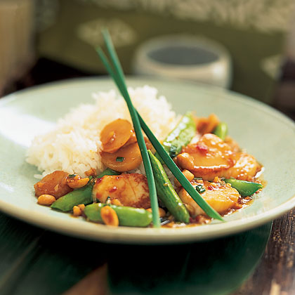 kung-pao-scallops Recipe