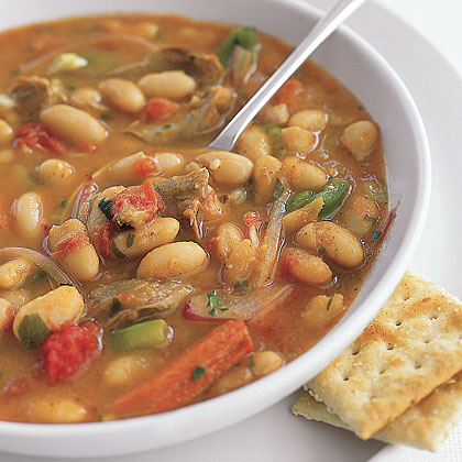 White Bean and Lamb Chili Recipe