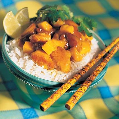 Mango Chutney ChickenRecipe