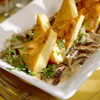 Savory Mushroom Sauce Recipe