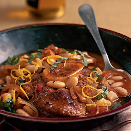Osso Buco with Balsamic Onions Recipe