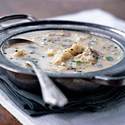 Oyster-Crab Bisque Recipe