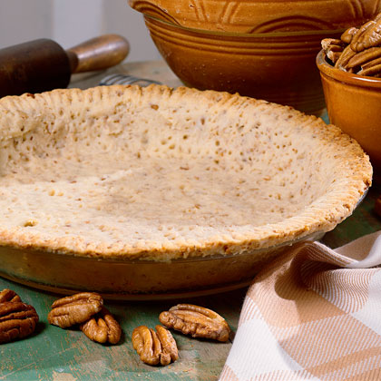 Pecan Pastry Shell Recipe
