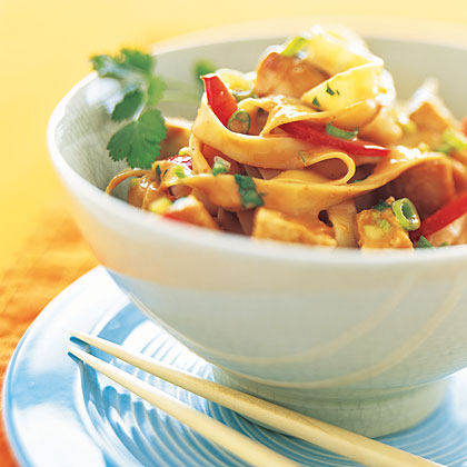 peanut-noodles-chickenRecipe