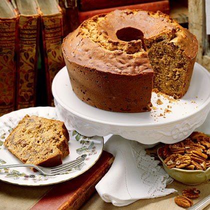 Southern Living Butter Pecan Cake