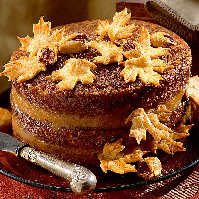 Pecan Pie CakeRecipe