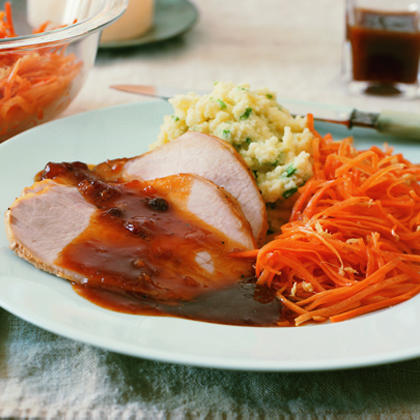 Roast Loin of Pork Recipe