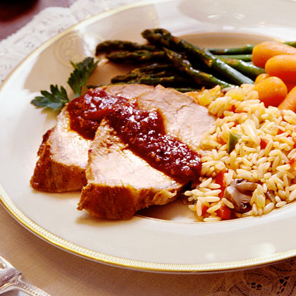 Company Pork Roast Recipe
