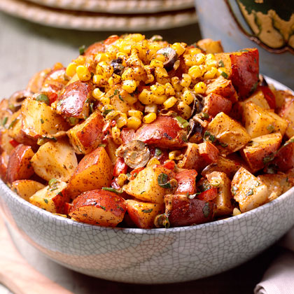 Spicy Potato SaladRecipe