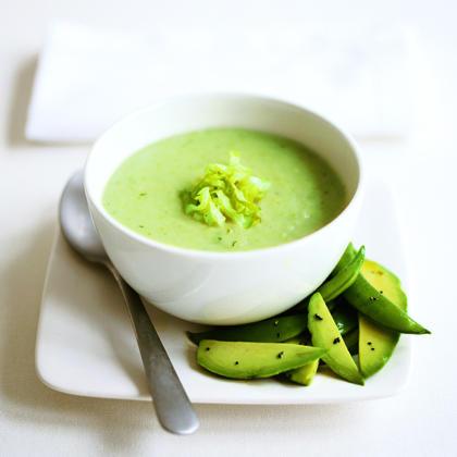 Potato-Cabbage Soup