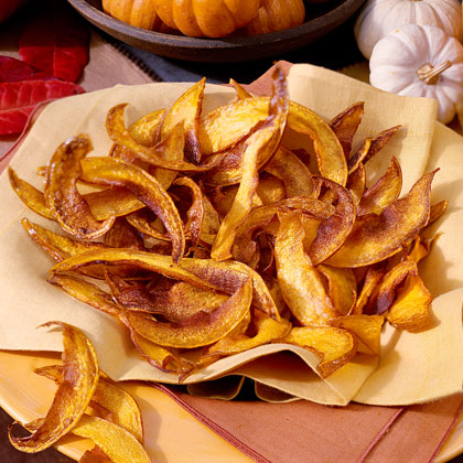 Image result for pumpkin chips