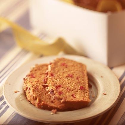 Pumpkin-Cranberry LoafRecipe