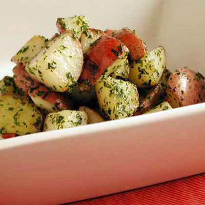 Parsley Red Potatoes Recipe
