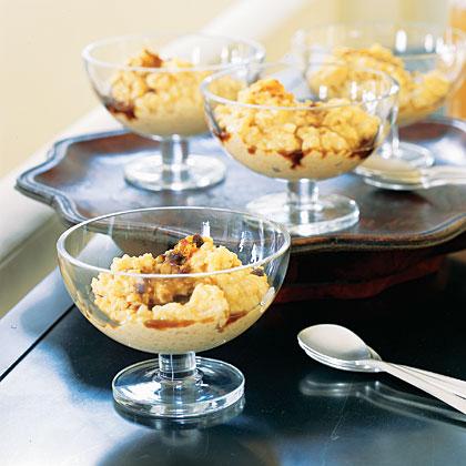 <p>Pumpkin Rice Pudding</p>