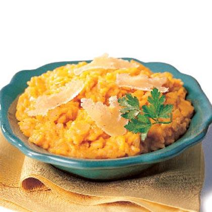 15-Minute Pumpkin Risotto Recipe